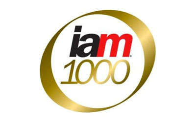 IAM Patent 1000 2019 Recognizes Patricia S. Rogowski